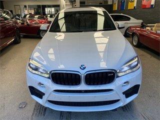 2015 BMW X6 M F86 White Wagon