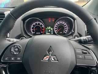 2021 Mitsubishi ASX XD MY21 MR 2WD Lightning Blue 1 Speed Constant Variable Wagon