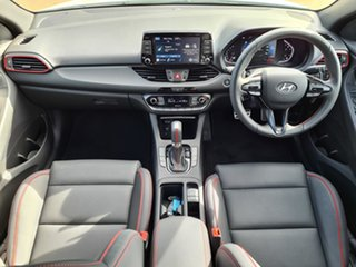 2020 Hyundai i30 PD.3 MY20 N Line D-CT White 7 Speed Sports Automatic Dual Clutch Hatchback