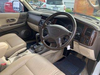 2000 Mitsubishi Challenger PA-MY01 LS (4x4) White 4 Speed Automatic 4x4 Wagon