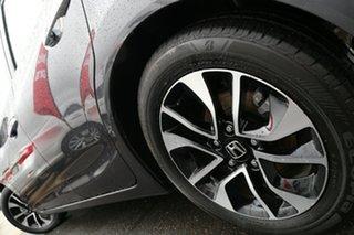 2014 Honda Civic 9th Gen Ser II MY14 VTi-L Modern Steel 5 Speed Sports Automatic Sedan