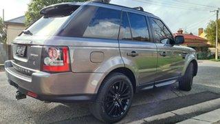 2011 Land Rover Range Rover MY12 Sport 3.0 SDV6 Grey 6 Speed Automatic Wagon