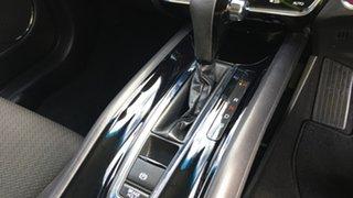 2016 Honda HR-V MY16 VTi-S Black 1 Speed Constant Variable Hatchback