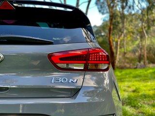 2021 Hyundai i30 Pde.v4 MY22 N Premium With Sunroof Shadow Grey 8 Speed Auto Dual Clutch Hatchback