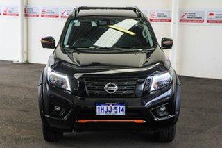 2020 Nissan Navara D23 S4 MY20 N-TREK Black 7 Speed Sports Automatic Utility.