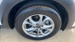 2018 Mazda CX-3 DK2W76 Maxx SKYACTIV-MT FWD Sport White 6 Speed Manual Wagon