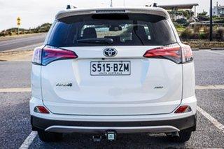 2018 Toyota RAV4 ASA44R GXL AWD White 6 Speed Sports Automatic Wagon