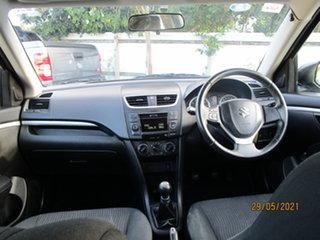 2011 Suzuki Swift FZ GL Black 5 Speed Manual Hatchback