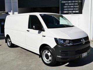 2018 Volkswagen Transporter T6 MY18 TDI400 LWB DSG White 7 Speed Sports Automatic Dual Clutch Van.