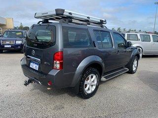 2010 Nissan Pathfinder R51 Series 4 ST-L (4x4) Blue 6 Speed Manual Wagon