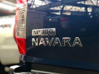 2015 Nissan Navara D23 ST-X Blue 6 Speed Manual Utility