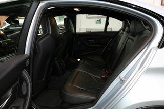 2016 BMW M3 F80 LCI M-DCT Silver 7 Speed Sports Automatic Dual Clutch Sedan