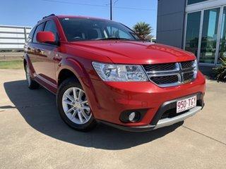 2012 Dodge Journey JC MY12 SXT Red/310713 6 Speed Automatic Wagon.