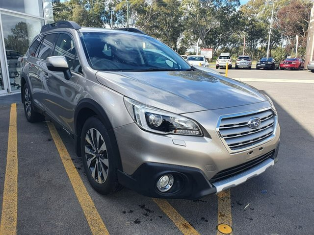 Used Subaru Outback B6A MY15 2.0D CVT AWD Premium Epsom, 2015 Subaru Outback B6A MY15 2.0D CVT AWD Premium Grey 7 Speed Constant Variable Wagon