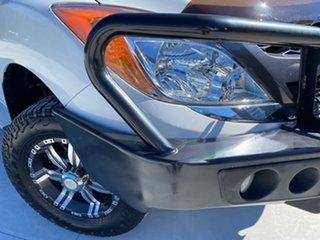 2013 Mazda BT-50 UP0YF1 XTR White 6 Speed Manual Utility.