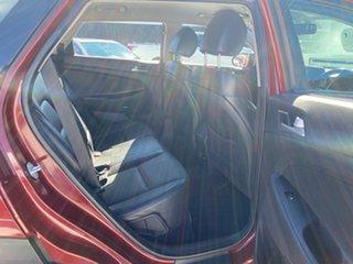 2019 Hyundai Tucson TL3 MY19 Active X 2WD Burgundy 6 Speed Automatic Wagon