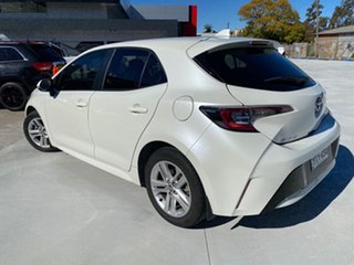 2018 Toyota Corolla Mzea12R SX White 10 Speed Constant Variable Hatchback.