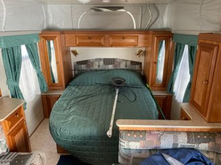 2003 Coromal Excel 505 Caravan