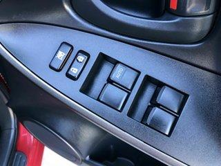 2010 Toyota RAV4 ACA33R MY09 Altitude Red 4 Speed Automatic Wagon