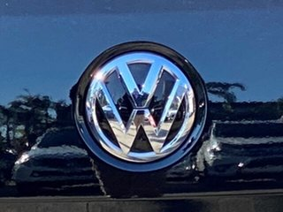 2017 Volkswagen Polo 6R MY17 66 TSI Trendline Black 5 Speed Manual Hatchback