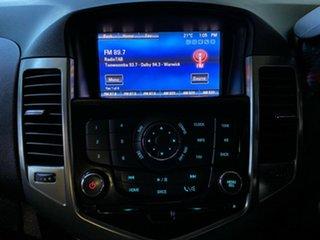 2014 Holden Cruze JH Series II MY14 SRi-V Red 6 Speed Manual Sedan