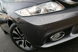 2014 Honda Civic 9th Gen Ser II MY14 VTi-L Modern Steel 5 Speed Sports Automatic Sedan.