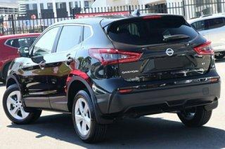 2021 Nissan Qashqai J11 Series 3 MY20 ST+ X-tronic Pearl Black 1 Speed Constant Variable Wagon.