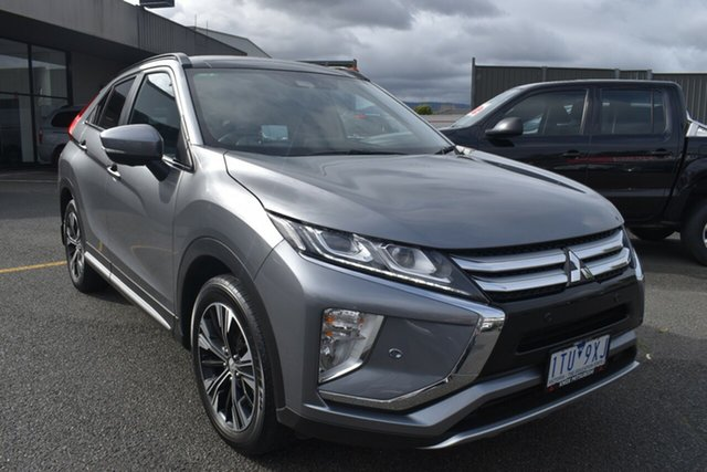 Used Mitsubishi Eclipse Cross YA MY20 Exceed AWD Wantirna South, 2020 Mitsubishi Eclipse Cross YA MY20 Exceed AWD Titanium Grey 8 Speed Constant Variable Wagon
