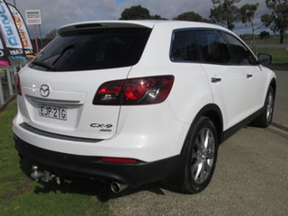 2014 Mazda CX-9 MY14 Grand Touring White 6 Speed Auto Activematic Wagon