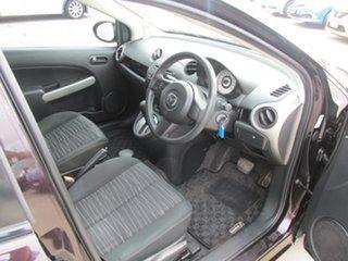 2007 Mazda 2 DE10Y1 Maxx Radiant Ebony 4 Speed Automatic Hatchback