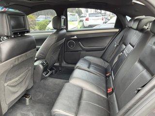 2006 Holden Caprice WM Grey 6 Speed Sports Automatic Sedan