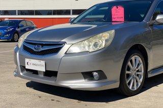 2010 Subaru Liberty MY10 2.5I Premium Grey Continuous Variable Sedan.
