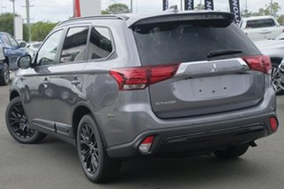 2021 Mitsubishi Outlander ZL MY21 Black Edition 2WD Titanium 6 Speed Constant Variable Wagon.
