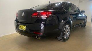 2013 Holden Calais VF Black 6 Speed Automatic Sedan.