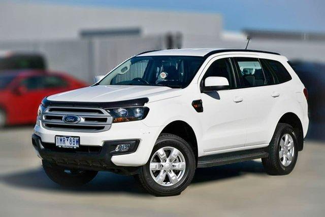 Used Ford Everest UA 2018.00MY Ambiente Pakenham, 2018 Ford Everest UA 2018.00MY Ambiente White 6 Speed Sports Automatic SUV