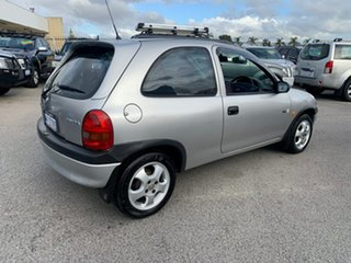 2000 Holden Barina SB City Olympic Edition Silver 4 Speed Automatic Hatchback