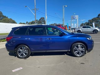 2019 Nissan Pathfinder R52 Series III MY19 Ti X-tronic 2WD Caspian Blue 1 Speed Constant Variable.