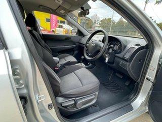 2007 Hyundai i30 FD SX Silver 4 Speed Automatic Hatchback.