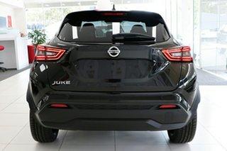 2021 Nissan Juke F16 Ti DCT 2WD Pearl Black 7 Speed Sports Automatic Dual Clutch Hatchback