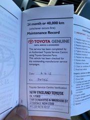 2010 Toyota RAV4 ACA38R MY09 CV 4x2 Red 5 Speed Manual Wagon
