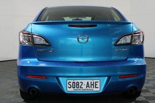 2009 Mazda 3 BL10L1 SP25 Blue 6 Speed Manual Sedan