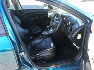 2012 Holden Cruze JH Series II MY12 SRi-V Blue 6 Speed Sports Automatic Sedan.