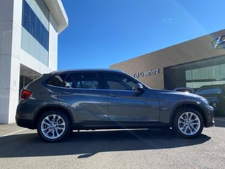 2014 BMW X1 E84 MY14 Upgrade sDrive 18D Mineral Grey 8 Speed Automatic Wagon