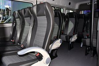 2021 Volkswagen Crafter SY1 MY21 35 High Roof LWB 4MOTION TDI410 Candy White 8 Speed Automatic Van.