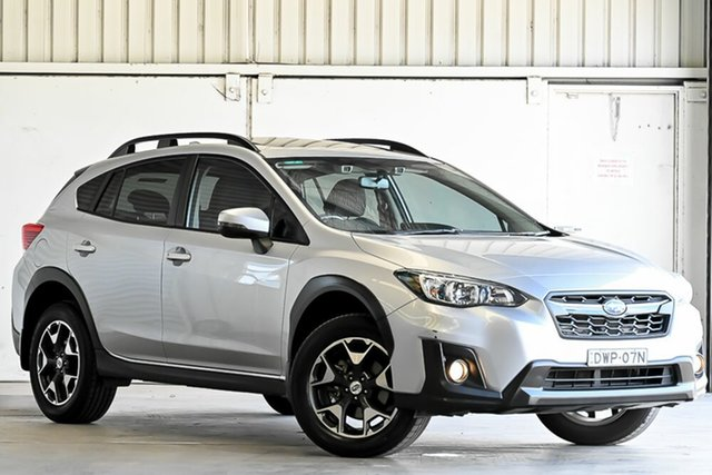 Used Subaru XV G5X MY18 2.0i Premium Lineartronic AWD Laverton North, 2018 Subaru XV G5X MY18 2.0i Premium Lineartronic AWD Silver 7 Speed Constant Variable Wagon