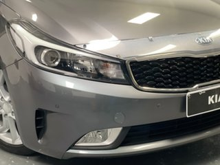 2017 Kia Cerato YD MY18 S Silver 6 Speed Sports Automatic Hatchback.