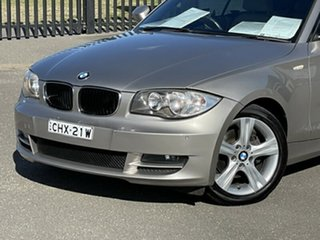 2010 BMW 120i E88 MY10 120i Beige 6 Speed Automatic Convertible