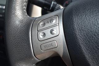 2008 Toyota Corolla ZRE152R Conquest Grey 4 Speed Automatic Sedan