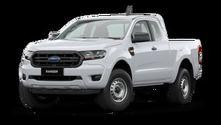 2021 Ford Ranger PX MkIII 2021.25MY XL Arctic White 6 Speed Sports Automatic Super Cab Pick Up