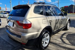 2008 BMW X3 E83 MY09 xDrive20d Steptronic Lifestyle Bronze 6 Speed Automatic Wagon.